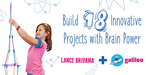 Build 18 Innovative Projects with Brain Power