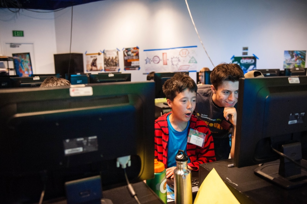 If Your Kid Loves Gaming, They'll Have A Blast This Summer @ The