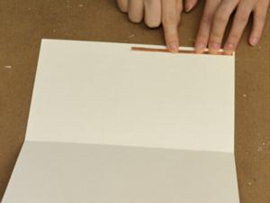 Make a negative battery plate