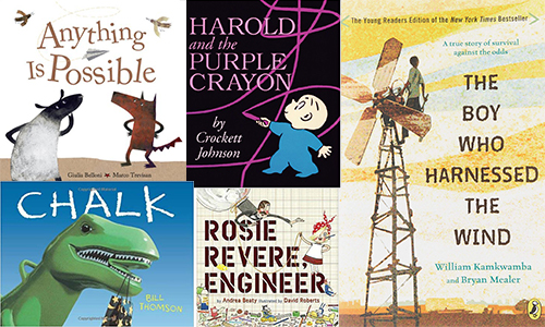 Creativity-Boosting Books for Kids