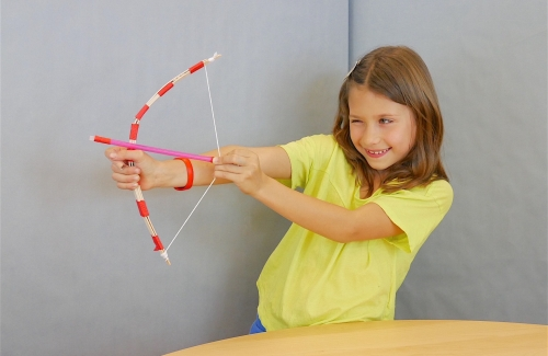 DIY for Kids: Craft Stick Bow