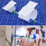 Camp Galileo Anywhere | Paper Crafters: Hoop Gliders - Live Online Classes for Kids