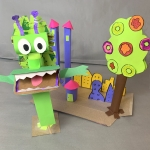Camp Galileo Anywhere | Monster Puppet Theater