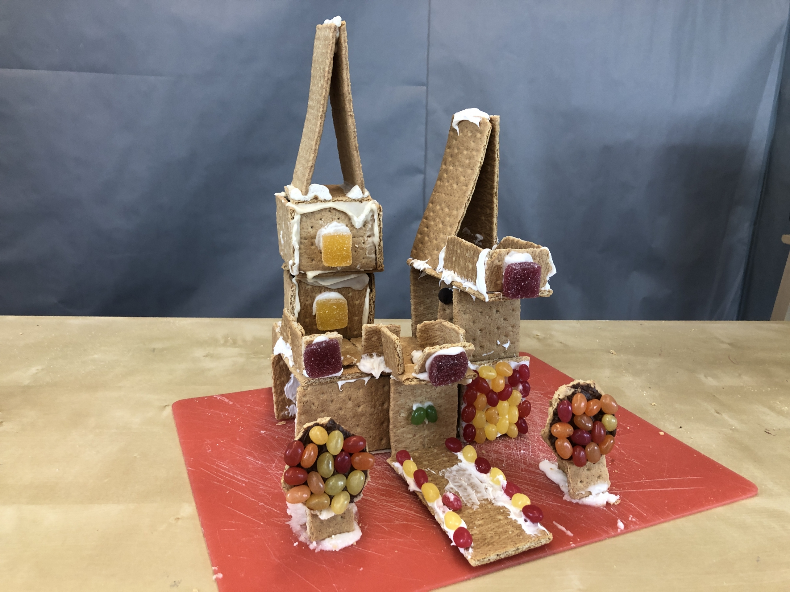 Galileo Anywhere - Seasonal Online Classes. Edible Architecture for 4th & 5th grade kids